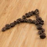 咖啡A 免版税图库摄影