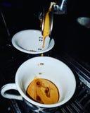 咖啡Adict 免版税库存照片