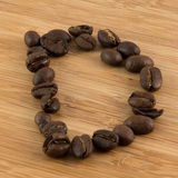 咖啡D 免版税库存图片