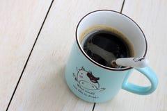 咖啡JPG杯子 免版税库存照片