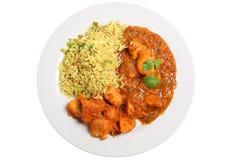咖喱印地安人 图库摄影