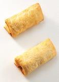 咖喱鸡吹 免版税库存图片