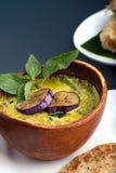 咖喱绿色泰国 库存图片