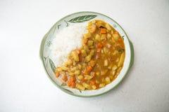 咖喱 免版税库存图片
