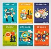 咨询,管理, SEO、逻辑分析方法、投资和战略概念 库存例证