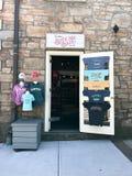 咬住我诱饵商店,纽波特,罗德岛州 免版税图库摄影