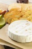 咸味干乳酪乳酪 库存照片