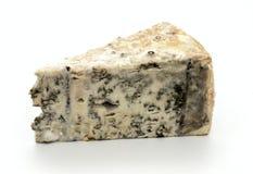 咸味干乳酪干酪片式 免版税库存图片