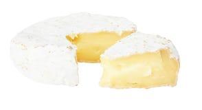 咸味干乳酪干酪 免版税库存图片