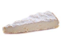咸味干乳酪干酪 免版税库存照片