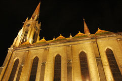 哀伤大教堂的novi 免版税库存照片