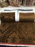 织品室内装饰品设计 图库摄影