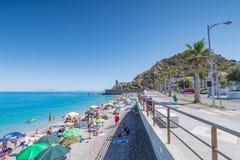 品柱D `奥兰多,西西里岛 免版税库存照片