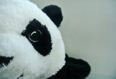 织品熊猫 免版税库存照片