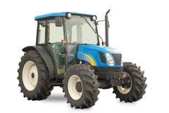 品牌媒体新的大小的拖拉机 免版税图库摄影