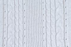 织品由羊毛制成 免版税库存照片
