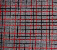 织品纹理在细胞的 免版税库存照片