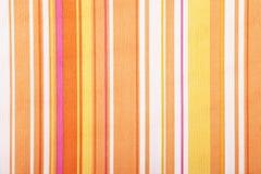 织品纹理明亮的垂直条纹 图库摄影