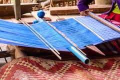 织品编织的工具 库存图片
