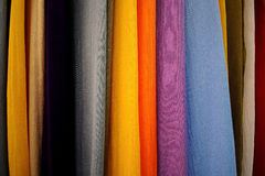 织品颜色 免版税图库摄影