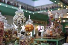 哈利波特的糖果商店在环球影城中 图库摄影