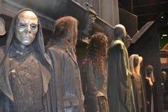 哈利・波特游览Leavesden伦敦模型 库存图片