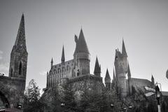 哈利・波特的Hogwarts 免版税库存照片