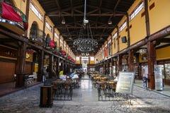 哈勒Genclik Merkezi在埃斯基谢希尔市 免版税图库摄影