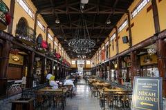 哈勒Genclik Merkezi在埃斯基谢希尔市 免版税库存图片