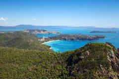 哈密尔顿岛澳大利亚 库存图片