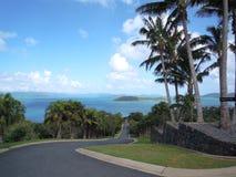 哈密尔顿岛,澳大利亚 免版税库存图片