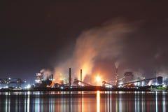 哈密尔顿工厂 免版税库存照片