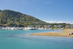 哈密尔顿海岛 免版税库存照片
