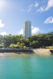 哈密尔顿海岛 免版税库存图片