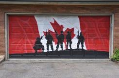 哈密尔顿,安大略,加拿大 库存图片