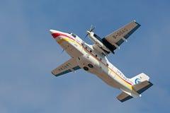 哈尔滨Y-12F 免版税库存照片