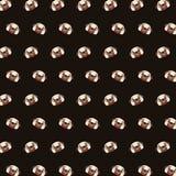 哈巴狗- emoji样式34 库存例证