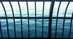 哈得逊河纽约 免版税库存照片