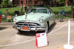 1952年哈德森大黄蜂轿车 免版税库存照片