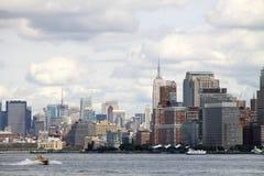 哈德森纽约 免版税库存图片