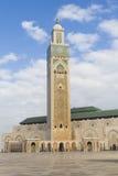 哈桑二世清真寺 库存照片
