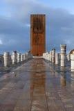 哈桑塔在拉巴特 免版税库存照片