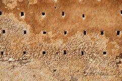 哈桑塔的未完成的墙壁  图库摄影