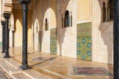 哈桑ii清真寺 图库摄影