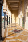 哈桑ii清真寺 免版税图库摄影