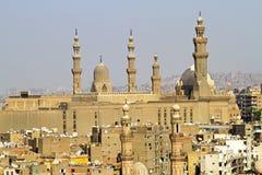 哈桑madrasa苏丹 免版税库存照片