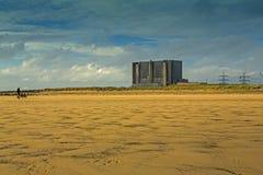 哈特尔浦核发电站 免版税库存照片