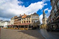 哈瑟尔特,比利时 免版税图库摄影