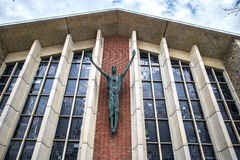 哈瑟尔特,比利时 免版税库存图片