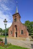 哈瑟尔特Chape,提耳堡大学,荷兰的最旧的宗教纪念碑 图库摄影